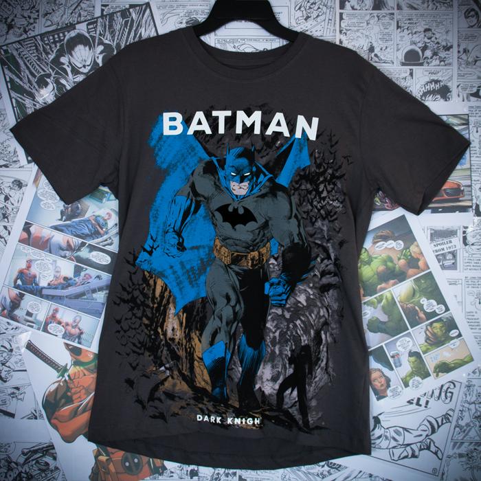 แบทแมน สีเทา (Batman gray)