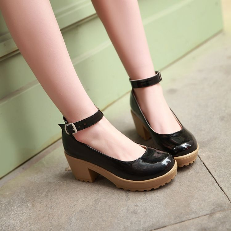 Preorder รองเท้าแฟชั่น สไตล์เกาหลี 34-43 รหัส SK-4255