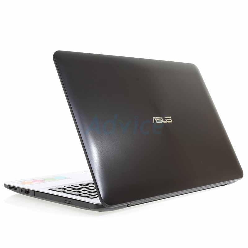 Notebook Asus X555QG-XX232D (Black)
