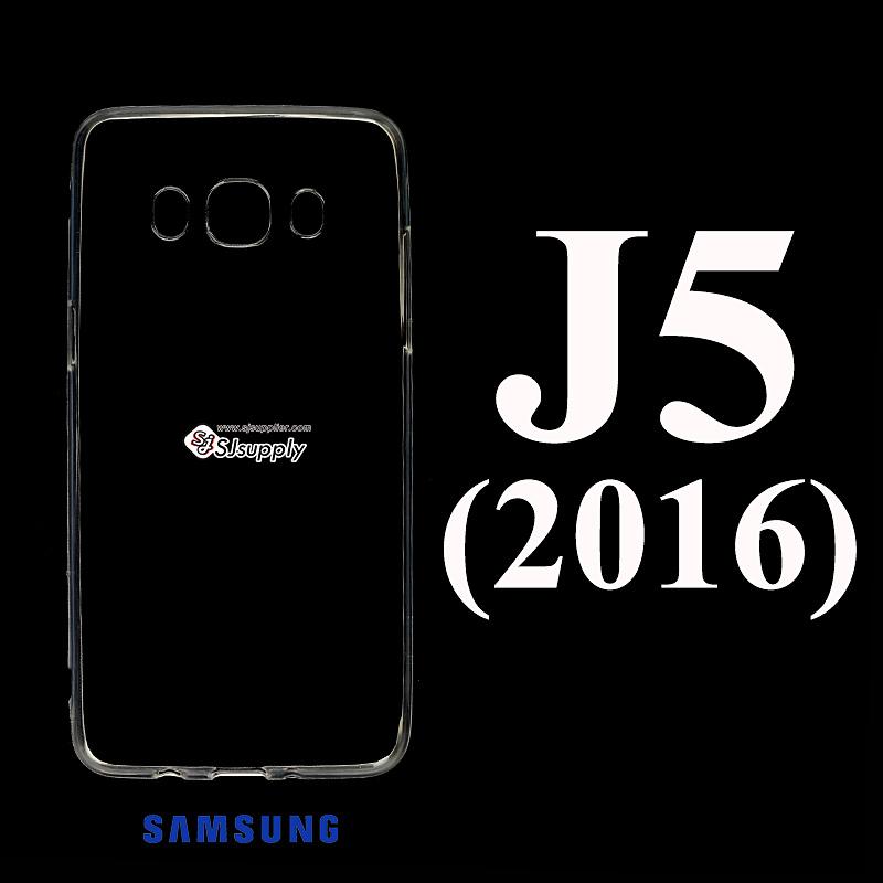 เคส Samsung J5 (2016) ซิลิโคน สีใส
