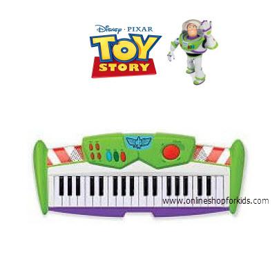 คีย์บอร์ด Toy Story Buzz Lightyear Keyboard