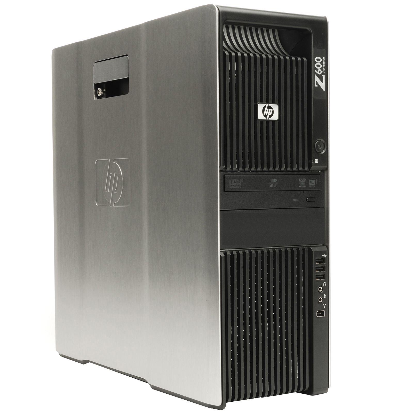 HP Workstation Z600 Xeon*2