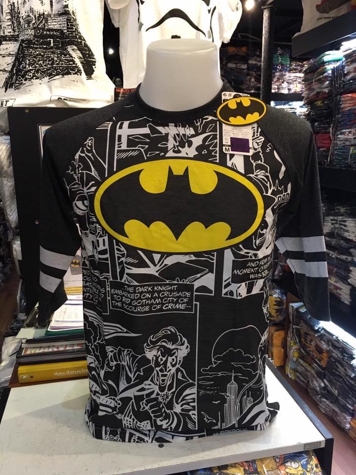 แบทแมน สีดำ (Batman black logo)