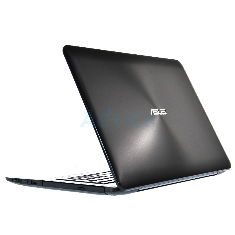 Notebook Asus X555QG-XX028D (Black)