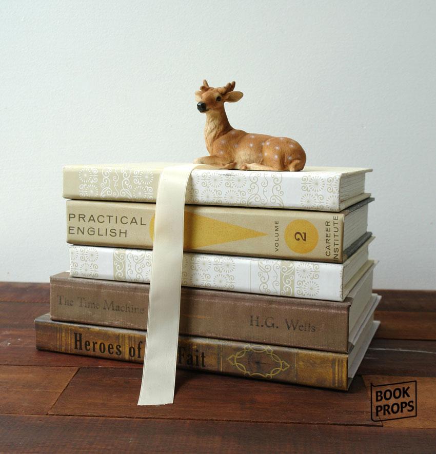 Book Props - Mock up book - Vintage