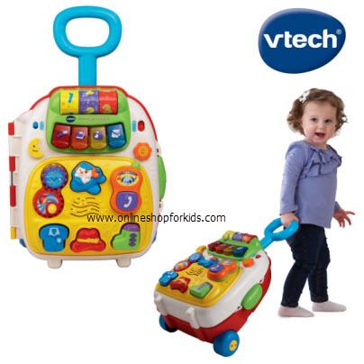 กระเป๋ากิจกรรม VTech Roll and Learn Activity Suitcase
