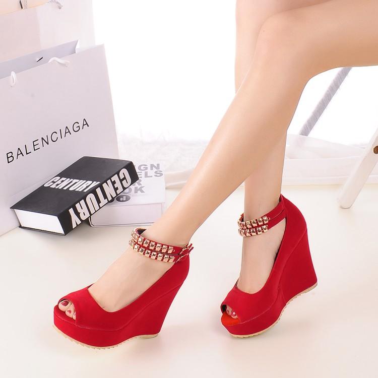 Preorder รองเท้าแฟชั่น สไตล์เกาหลี 34-39 รหัส 55-6122
