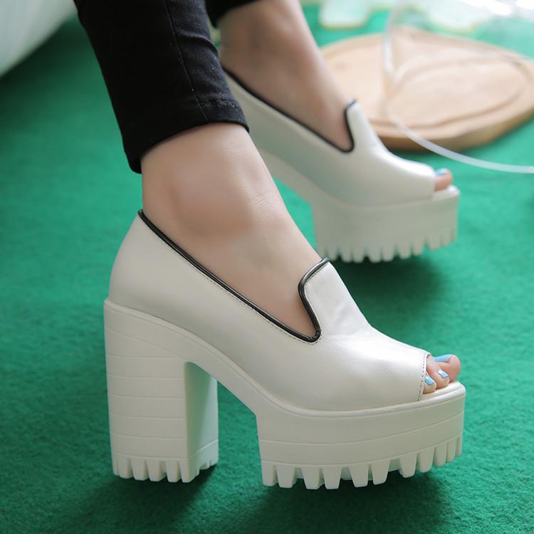 Preorder รองเท้าแฟชั่น สไตล์เกาหลี 34-39 รหัส C-8750