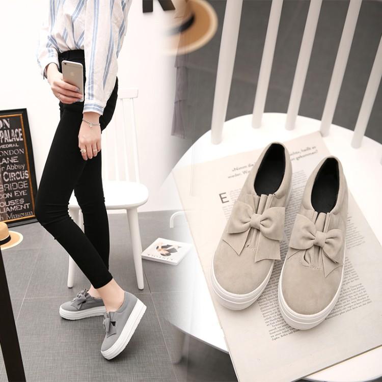 Preorder รองเท้าแฟชั่น สไตล์ เกาหลี 31-43 รหัส 9DA-6773