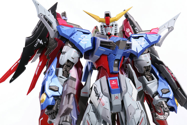 Hotstudio 1:60 Scale Metalbuild Gundam Destiny