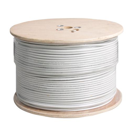Cable 500M RG6/168 PeopleFu (White)