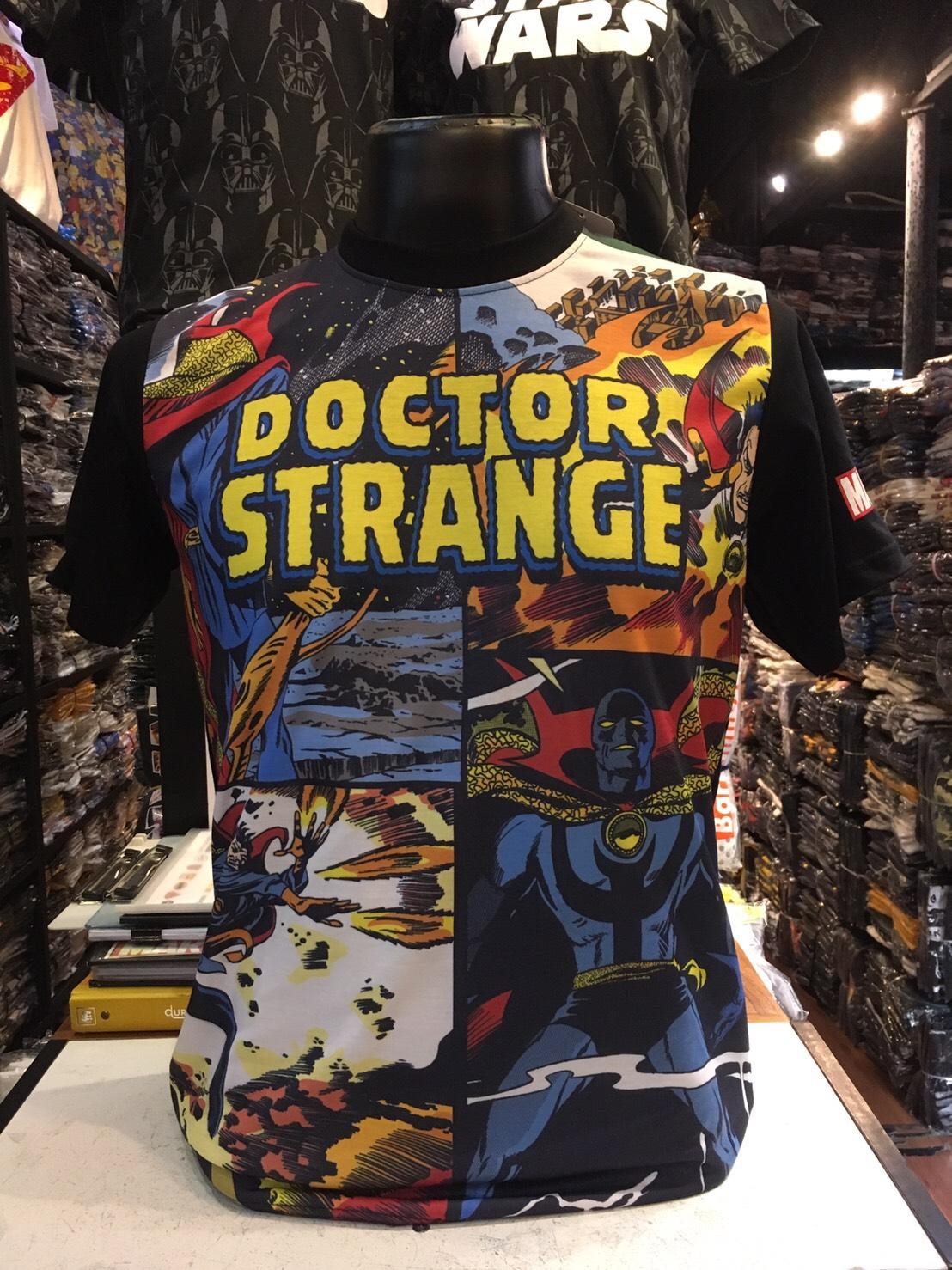 มาร์เวล สีดำ (MVH-Doctor strange comic CODE:0658)
