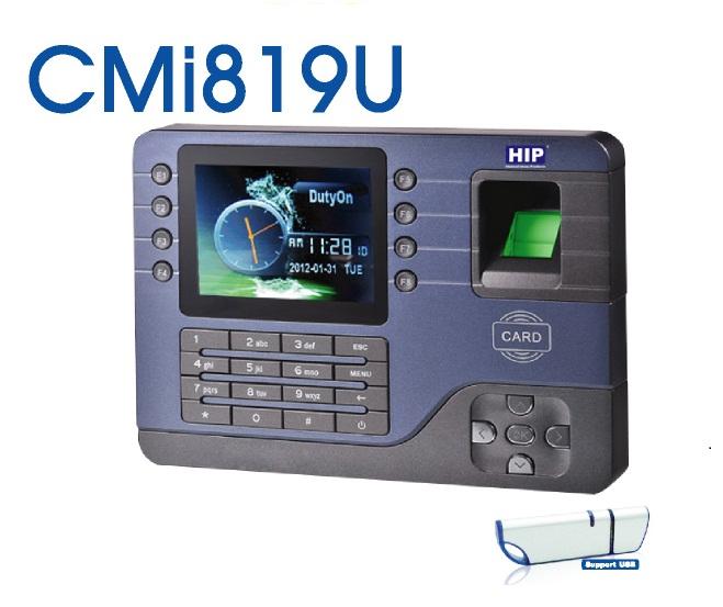 เครื่องสแกนลายนิ้วมือ HIP CMI819u เครื่องสแกนลายนิ้วมือ, เครื่องสแกนใบหน้า