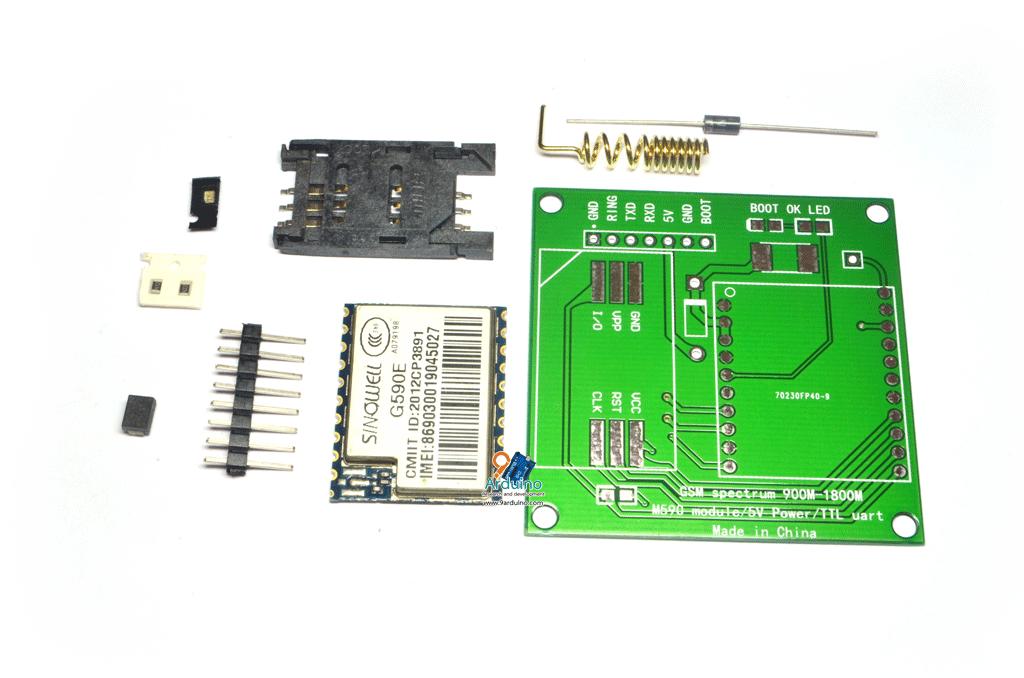M590e SIM GSM/GPRS Module