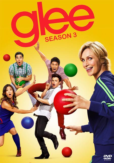 Glee Season 3 / กลี ร้อง เล่น เต้นให้เริ่ด ปี 3 / 6 แผ่น DVD (บรรยายไทย)