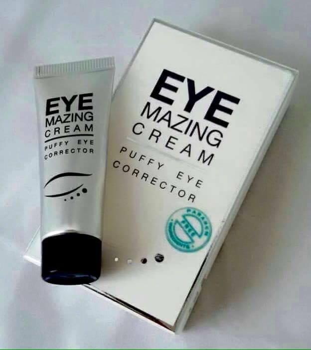 Eyemazing Cream Puffy Eye Corrector ครีมบำรุงผิวใต้ดวงตา