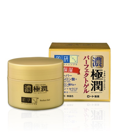 Hada Labo Perfect skin gel 100 g ครีมบำรุงที่รวมทุกอย่างในกระปุกเดียวค่ะ