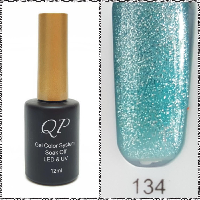 สีเจล QP 12ml. #134