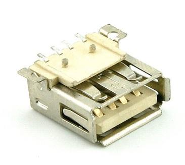 ช่องเสียบ USB ตัวเมีย ชนิด SMD