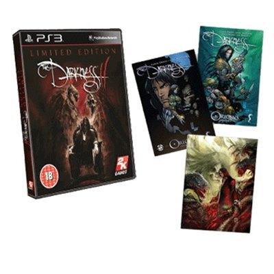 PS3: Darkness 2 Limited Edition (Z3) [ส่งฟรี EMS]