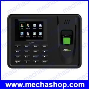 เครื่องสแกนลายนิ้วมือ สแกนนิ้วมือลงเวลา TFT 2.8inch ZK-LX40 Fingerprint Time Attendance Clock Recorder Employee (เมนูภาษาไทย)