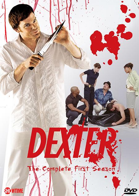 Dexter Season 1 / เด็กซเตอร์ เชือดพิทักษ์คุณธรรม ปี 1 / 4 แผ่น DVD (บรรยายไทย)
