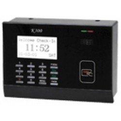 เครื่องทาบบัตร คีย์การ์ด ควบคุมประตู ZK M300 พร้อม Access Control System