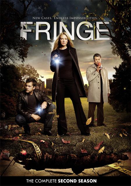 Fringe Season 2 / ฟรินจ์ เลาะปมพิศวงโลก ปี 2 / 6 แผ่น DVD (บรรยายไทย)