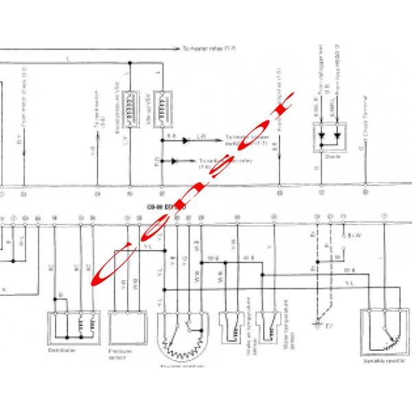 Daihatsu Charade G100 Wiring Diagram Trusted Diagrams