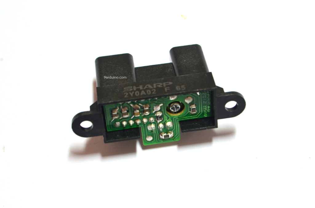 Infrared sensor Sharp GP2Y0A02