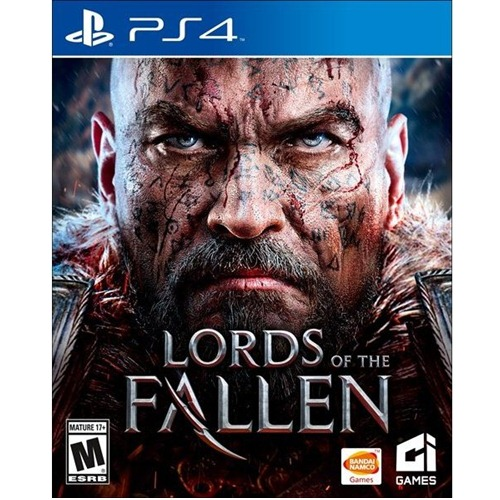 PS4: Lords of the Fallen (Z3) [ส่งฟรี EMS]