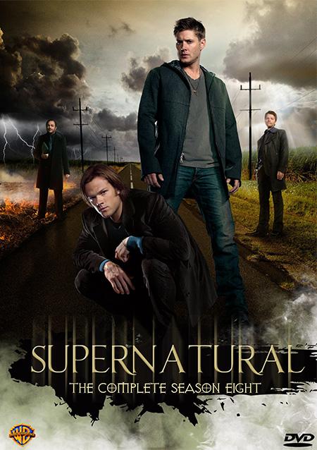 Supernatural Season 8 / ล่าปริศนาเหนือโลก ปี 8 / 6 แผ่น DVD (บรรยายไทย)