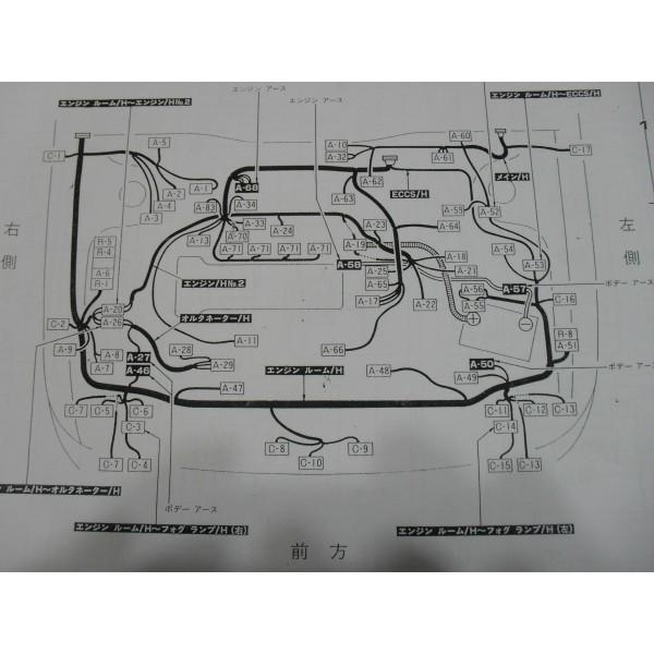 คู่มือซ่อมรถยนต์ Wiring Diagram Nissan Sunny B13 เครื่องยนต์ GA16DE 4 ปลั๊ก 2 ชั้น 16p 14p 16p 18p บอกสีสายไฟเป็นภาษาอังกฤษดูง่ายครับ (JP) รหัสสินค้า NW-003 A3 เนื้อหาทั้งหมด 19 หน้า *สีสายไฟเป็นภาษาอังกฤษ* PART NUMBER ECU : BODY TYPE & ENGINE TYPE 1. B13