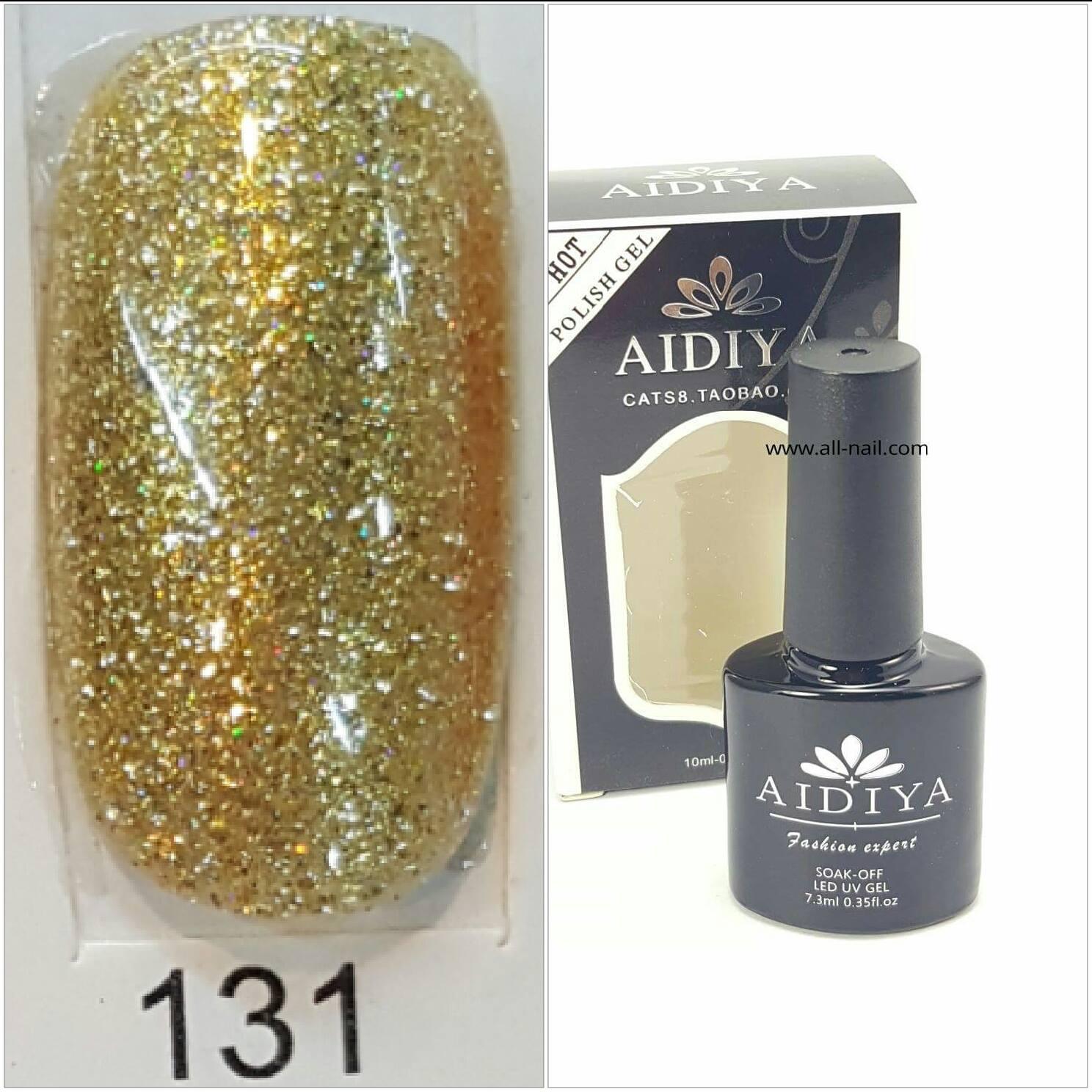 สีเจลทาเล็บ AIDIYA #131