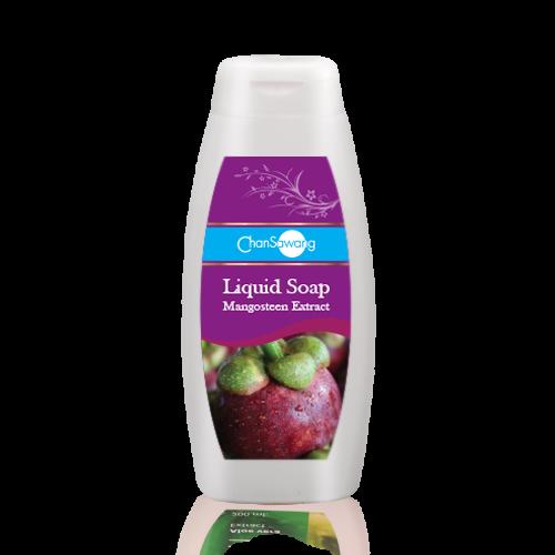 สบู่เหลวสูตรมังคุด (Mangosteen Liquid Soap)