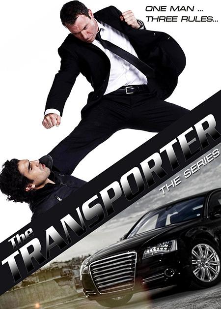 Transporter: The Series / ทรานสปอร์ตเตอร์ คนระห่ำชนนรก / 3 แผ่น DVD (พากษ์ไทย+บรรยายไทย)