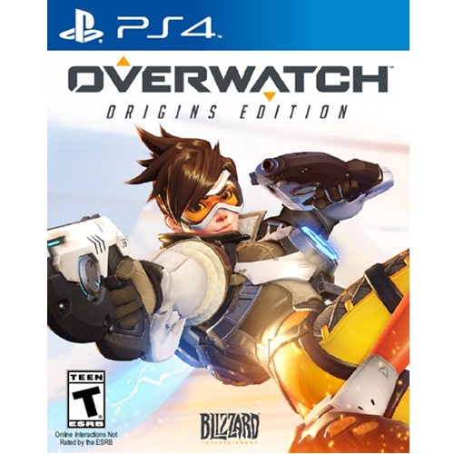 PS4: Overwatch - Origins Edition (Z3) [ส่งฟรี EMS]