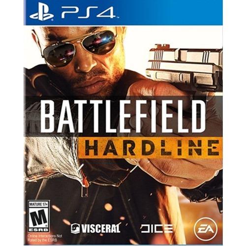 PS4: Battlefield Hardline (Z3) [ส่งฟรี EMS]
