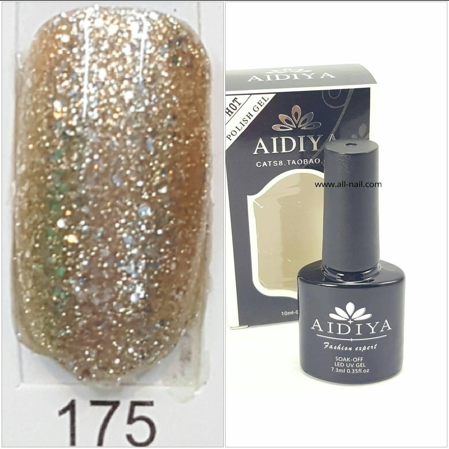 สีเจลทาเล็บ AIDIYA #175