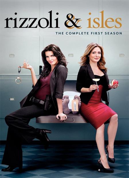 Rizzoli & Isles Season 1 / สองสวยสืบสะบัด ปี 1 / 3 แผ่น DVD (บรรยายไทย)