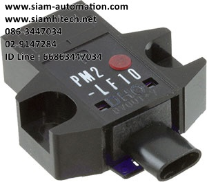 Photoelectric sensor ยี่ห้อ Panasonic รุ่น PM2-LH10 (Used)