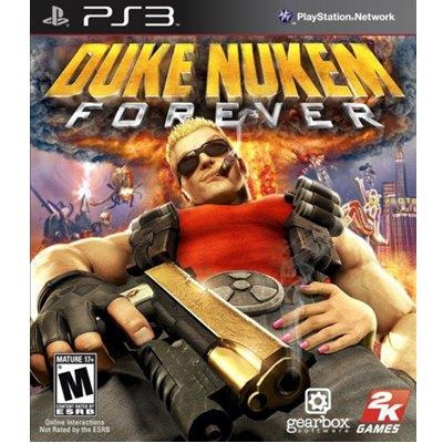 PS3: Duke Nukem Forever (Z3) [ส่งฟรี EMS]