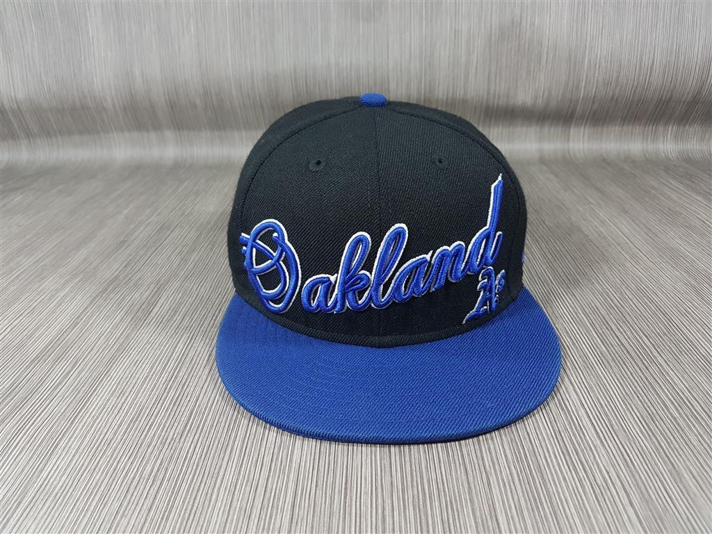 หมวก NewEra MLB ทีม Oakland Athletic ไซส์ 7 1/4 57.7cm