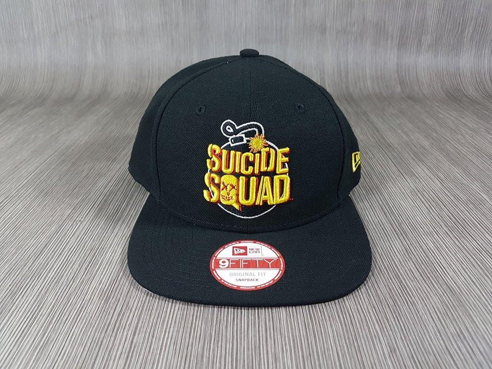 หมวก New Era x Sucide Squad 🎃ฟรีไซส์ Snapback