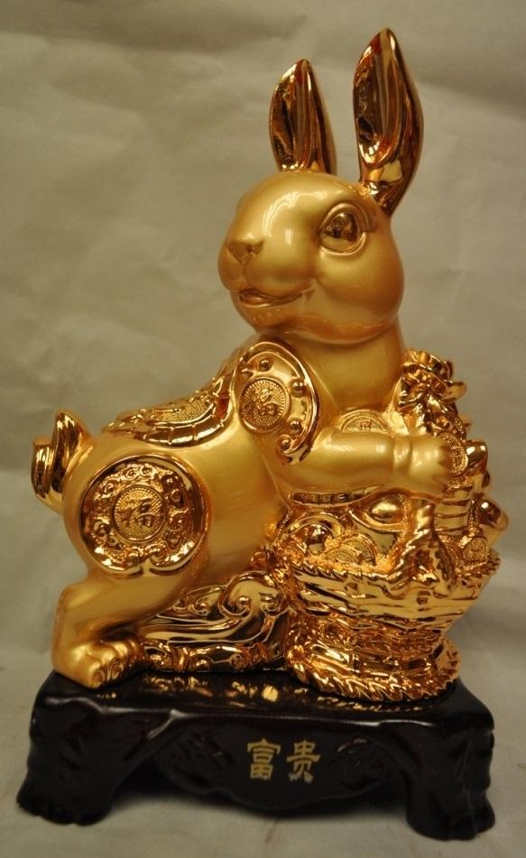 กระต่ายมงคลอุดมสมบูรณ์
