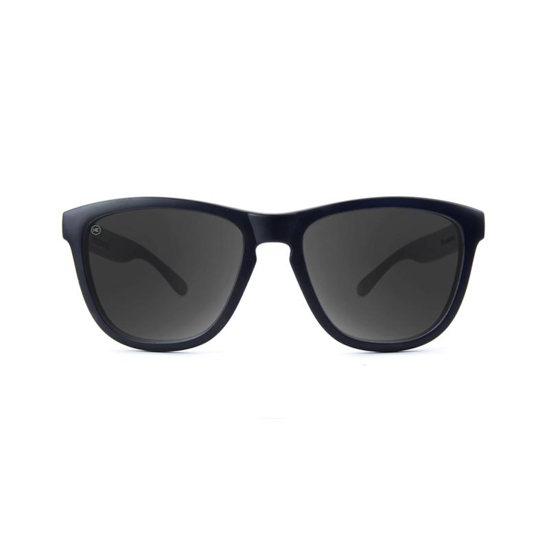 แว่น Knockaround Premiums Sunglasses - Black Smoke