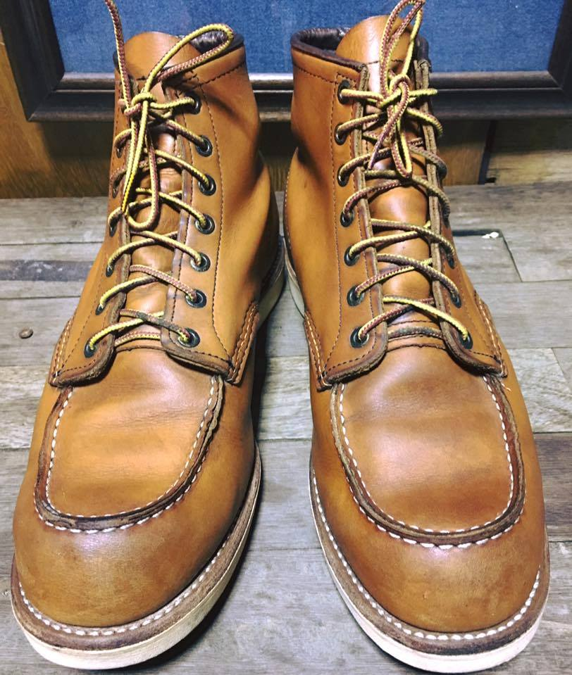 Red wing 875 size 10.5D