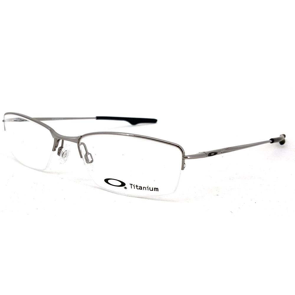 กรอบแว่นสายตา Oakley Wingback เฟรมสี Gunmetal (ขนาด 53-18-136)