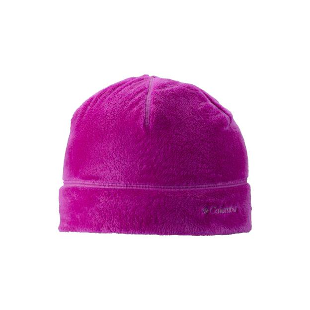 Columbia Women's Pearl Plush Heat™ Hat - Bright Plum