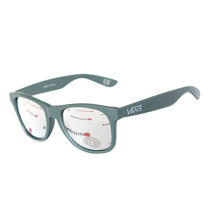 Vans Spicoli 4 Sunglasses - Green Gables